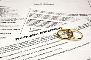 Orange County pre-nuptial agreement lawyer